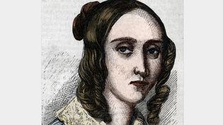 Portrait de Louise Farrenc (1804-1875), pianiste, compositrice et professeur francaise. Gravure de 1855. (BLANCHETTI / LEEMAGE VIA AFP)