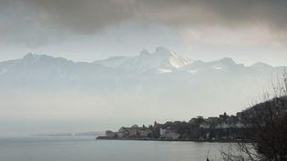lac Léman (FRANCEINFO)