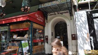 Le cercle de jeux Wagram, dans le 8e arrondissement de Paris, le 16 juin 2011. (DELAVILLE / MAXPPP)