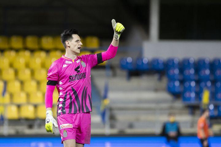 Rémy Descamps s'est engagé au FC Nantes jusqu'en 2024. (KRISTOF VAN ACCOM / AFP)