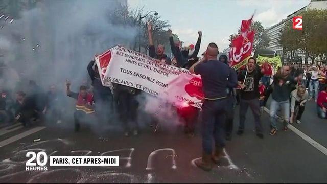 Manifestations contre la loi Travail : échec de la mobilisation