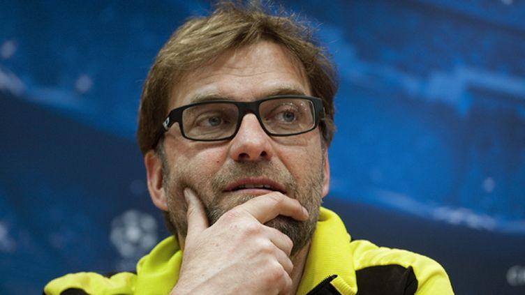 Jurgen Klopp, l'entraîneur de Dortmund