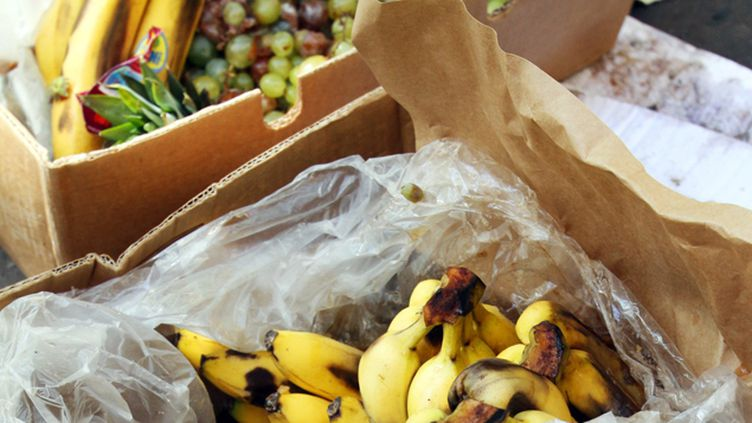 (Pas de peine pour trois personnes reconnues toutefois coupables de vol de nourriture © MaxPPP)