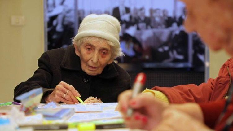 À Haïfa, au nord d'Israël, une maison de retraite n'accueille que des survivants de la Shoah. (FRANCE 2)