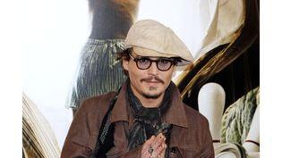 Johnny Depp  (AFP images)