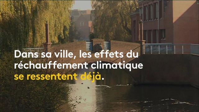 réchauffement climatique : un maire poursuit l'Etat pour inaction