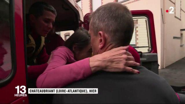 Intempéries en Loire-Atlantique : à Chateaubriant, les sinistrés constatent les dégâts