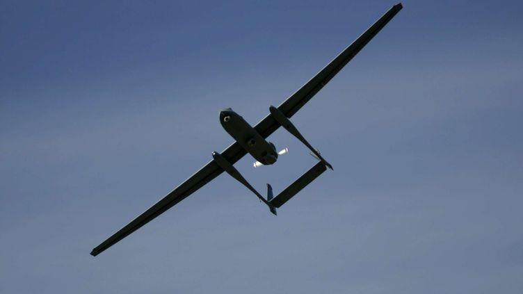 Depuis 2004, les drones ont tué au moins 400 civils au Pakistan, rapporte un enquêteur de l'ONU, le 19 octobre 2013. (ARIEL SCHALIT / AP / SIPA)