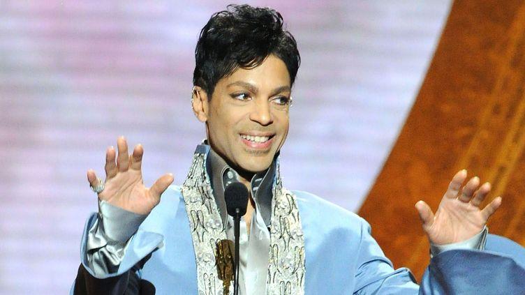 Prince en mars 2011 à Los Angeles.  (Jeff Kravitz / Getty Images)