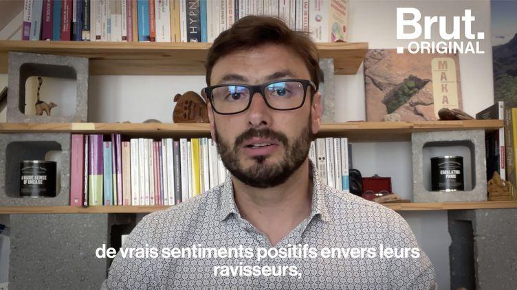 VIDEO. C'est quoi le syndrome de Stockholm ? (BRUT)