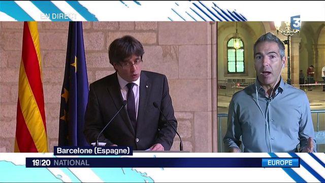 Catalogne : Carles Puigdemont sous pression