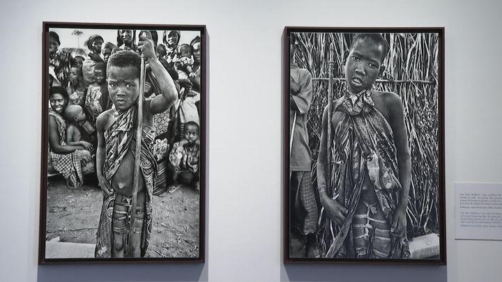 Photographies de Sebastião Salgado exposées au musée Charles Nègre (Y. Fournigault / France Télévisions)