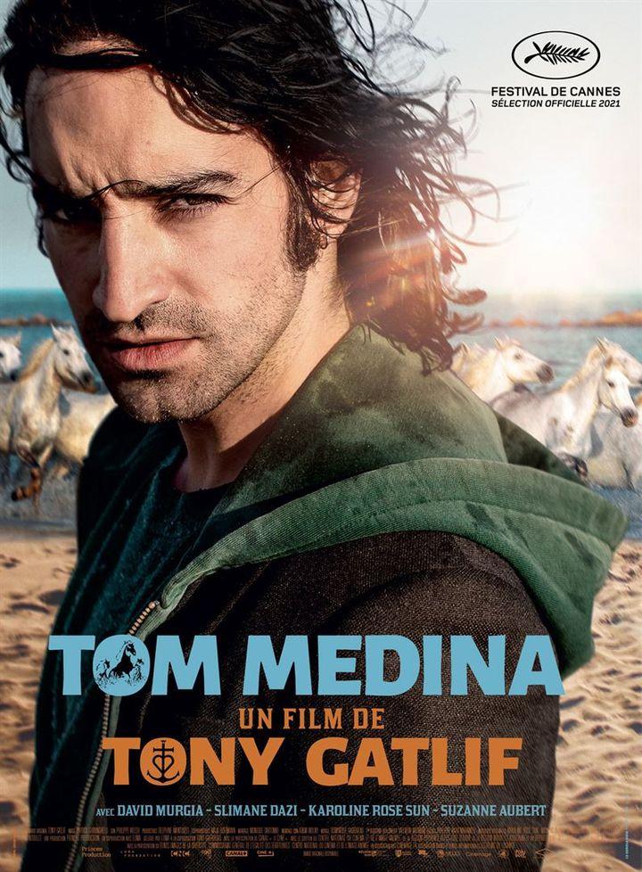 """L'affiche de""""Tom Medina"""" de Tony Gatlif (2021).. (LES FILMS DU LOSANGE)"""