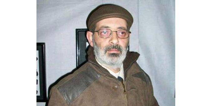 La photo publiée sur facebook annonçant le décès du sculpteur Waël Kastoun  (DR)