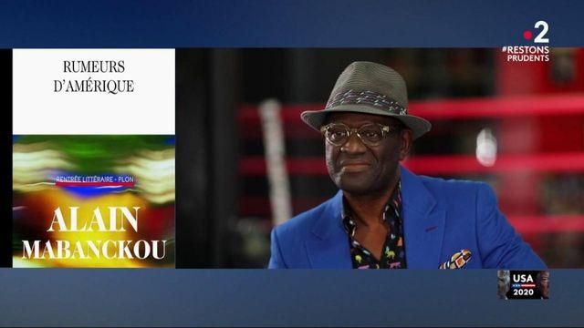 États-Unis : rencontre avec l'auteur franco-congolais Alain Mabanckou