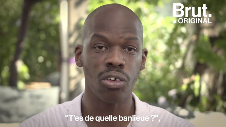 VIDEO. Trois clichés sur les noirs que Jean-Paul Zadi a vécus (BRUT)