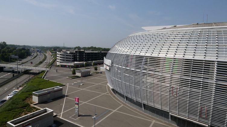 Photo d'illustration Grand stade de Lille. (ALEXIS CHRISTIAEN (PIB) / MAXPPP)