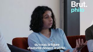 """VIDEO. """"Existe-t-il une seule vérité ?"""" : un peu de philo avec Camille Tassel (BRUT)"""