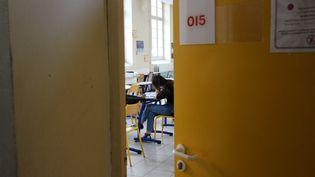 Le lycée Emile Loubet à Valence dans la Drôme, (photo d'illustration). (CLAIRE LEYS / RADIO FRANCE)