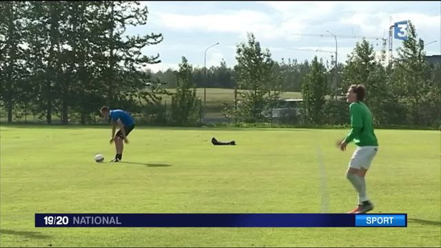 Euro 2016 : l'Islande est devenue une terre de football