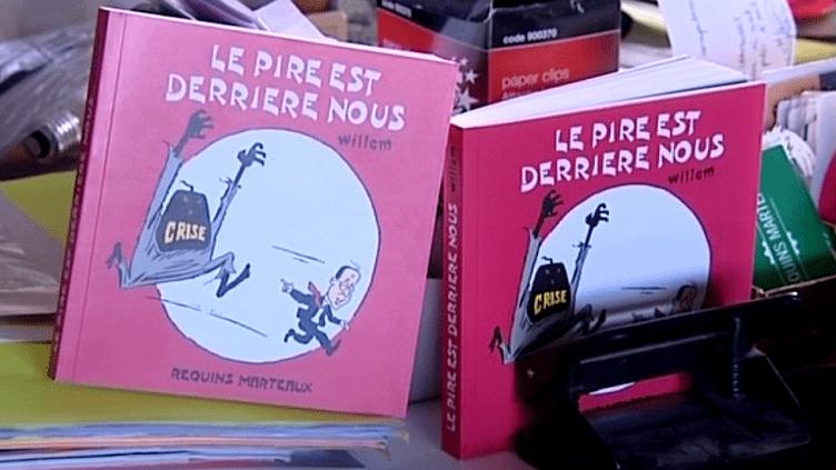 """""""Le pire est derrière nous"""" de Willem aux Editions """"Requins Marteaux""""  (France3/culturebox)"""