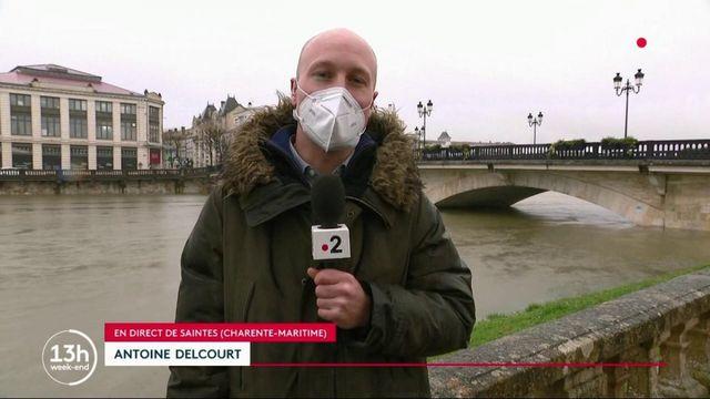 Inondations en Charente-Maritime : les évacuations ont lieu à Saintes