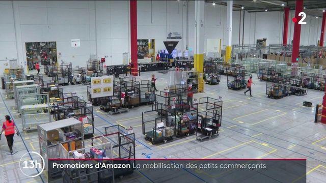 Commerce : Amazon avance la date de ses promotions, les petits commerçants en colère