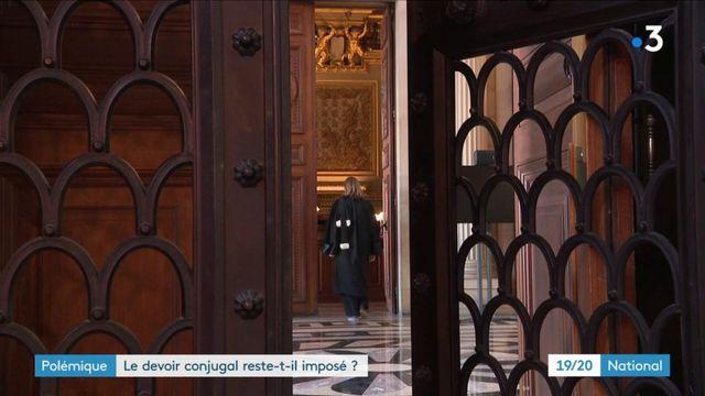 Justice: le devoir conjugal est-il imposé en droit français ?
