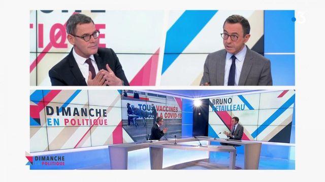 """Dimanche en politique : """"le voile, c'est à la fois l'étendard et l'instrument du séparatisme"""", pour le sénateur Bruno Retailleau"""