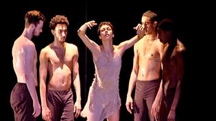"""""""writing Ground"""" par le King Lines Ballet  (France 3 / Culturebox)"""