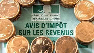 Avis d'imposition 2017 (photo d'illustration)  (PHILIPPE HUGUEN / AFP)