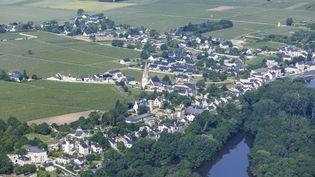 Le village de Souzay Champigny en Maine-et-Loire. (LEROY FRANCIS / HEMIS.FR / HEMIS.FR)