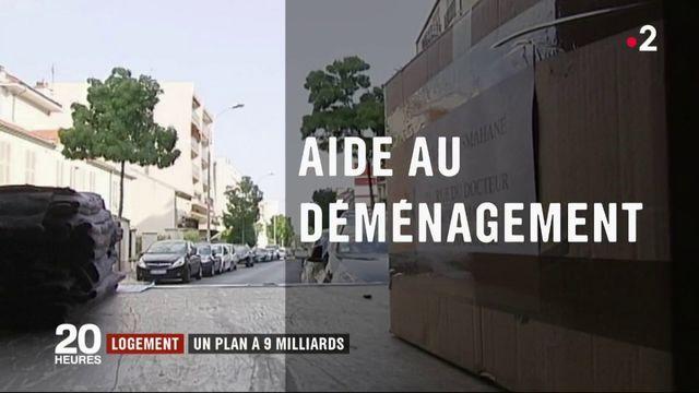 Logement : un plan de 9 milliards d'euros lancé par les entreprises