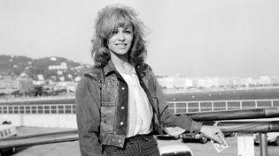 Nathalie Delon en 1972 à Cannes (STF / AFP)