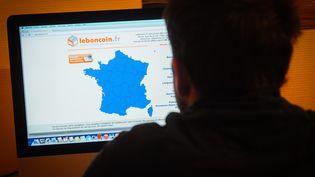 Leboncoinest le cinquième site le plus visité en France, avec 28 millions de visiteurs uniques chaque mois. (MAXPPP)