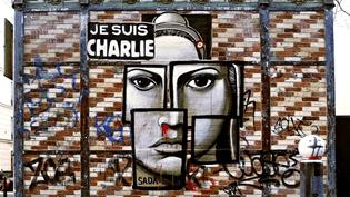 Oeuvre éphémère de l'artiste Sada  (France 3 / Culturebox)