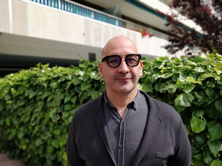Alain Lahouti, président de l'Union des Métiers et des Industries de l'Hôtellerie du bassin cannois. (ERIC AUDRA / RADIO FRANCE)