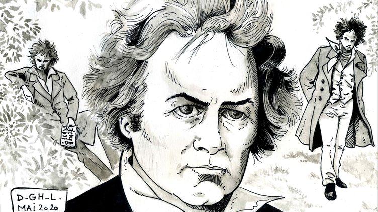 Beethoven, un amoureux de la nature (Denys Legros)