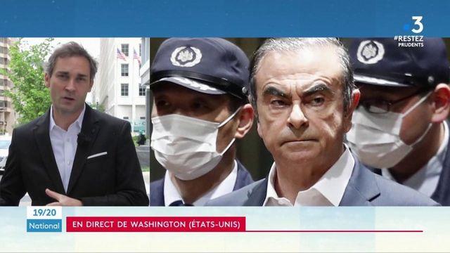 Affaire Ghosn : deux complices présumés de l'homme d'affaires arrêtés aux États-Unis