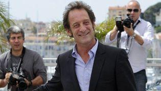 Vincent Lindon au Festival de Cannes, en mai 2011  (AFP/ANNE-CHRISTINE POUJOULAT)