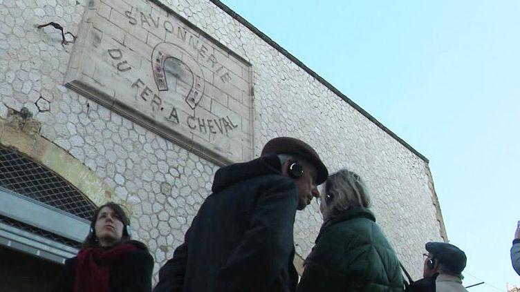 Sur les pas de Jean giono à Marseille (Capture d'écran France 3)