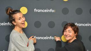 Nicole Ferroni et Sandra Colombo (RADIO FRANCE / JEAN-CHRISTOPHE BOURDILLAT)