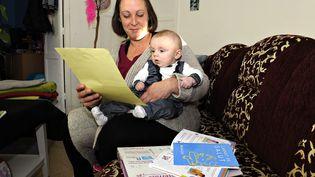 Cinq mois après sa naissance, le petit Pacôme, né à Tarragone, en Espagne, n'a toujours pas d'existence légale ni d'état civil. (MAXPPP)