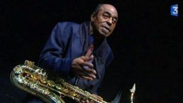 Une master class du saxophoniste Archie Shepp  (Culturebox)
