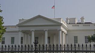 La Maison Blanche, le 27 août 2018, à Washington (Etats-Unis). (RON SACHS / CONSOLIDATED NEWS PHOTOS / AFP)