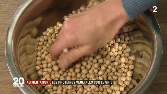 Alimentation : la tendance des protéines végétales plaît de plus en plus