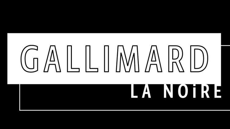 La collection La Noire.  (Gallimard)