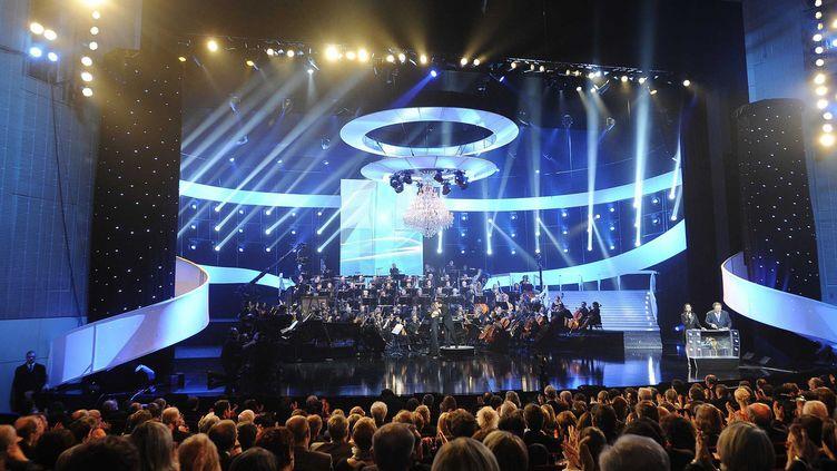 Le Victoires de la musique classique (ici celles de 2011 à Nantes)  ( JS EVRARD/SIPA)