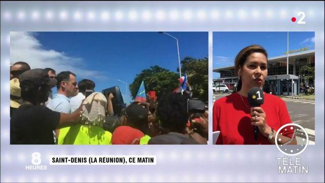 """""""Gilets jaunes"""" : situation difficile à La Réunion"""