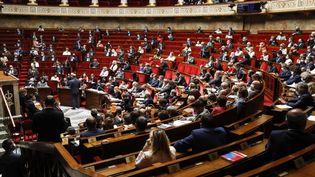 L'Assemblée nationale, le 23 juin 2020. (FRANCOIS GUILLOT / AFP)